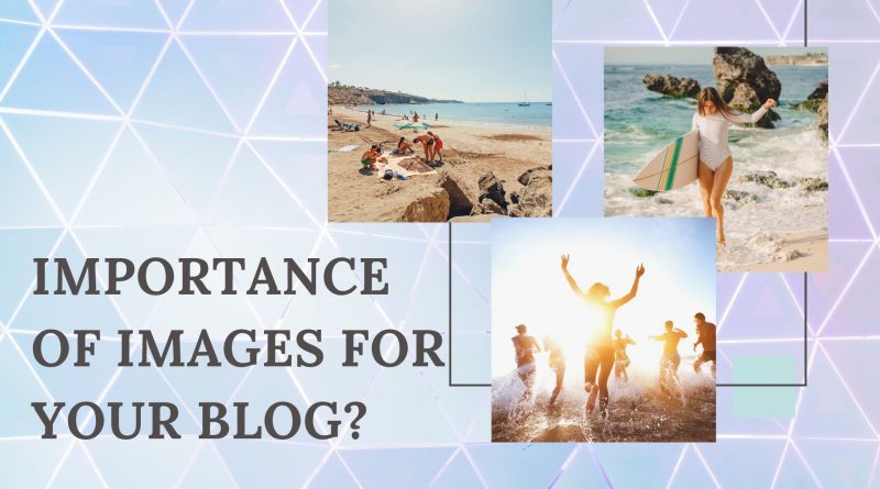 Importance of Images for your Blog