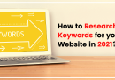 How to Research Keywords for your Website in 2021